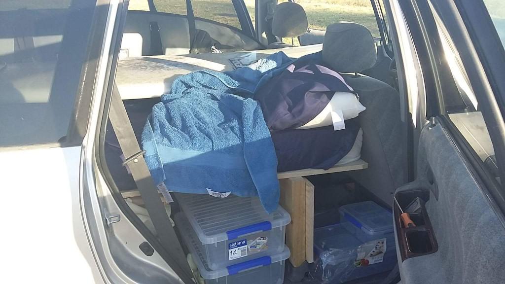 Bra att packa från sidan!!